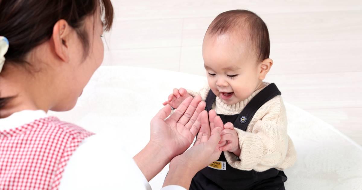 保育に役立つ!盛り上がる!子どもに人気の手遊び25選