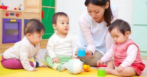 保育環境は子どもの育ちに重要!環境設定の一例も紹介